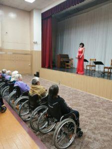 Концерт музыкантов Мурманской областной филармонии